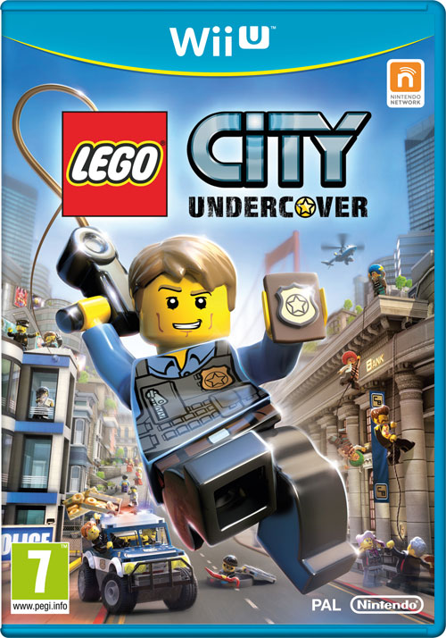 análise lego city undercover rubber chicken