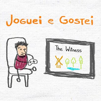 joguei e gostei de the witness
