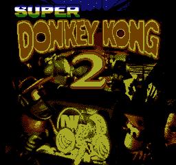 superdonkeykong2title